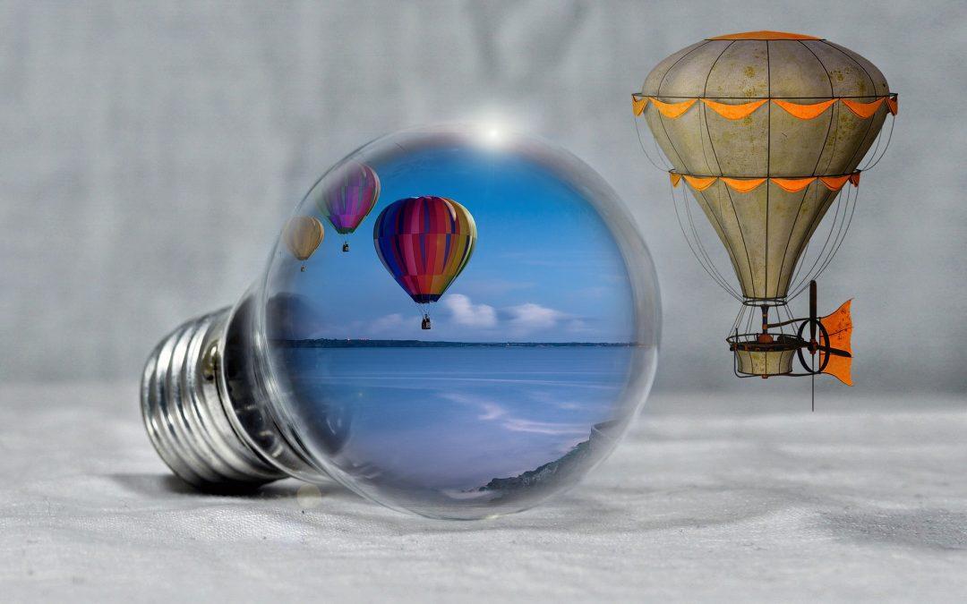 Termékeny ötletek fogannak benned